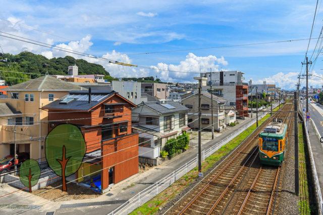 鹿児島市東谷山で完成見学会 街角の いきものがかり | シンケン