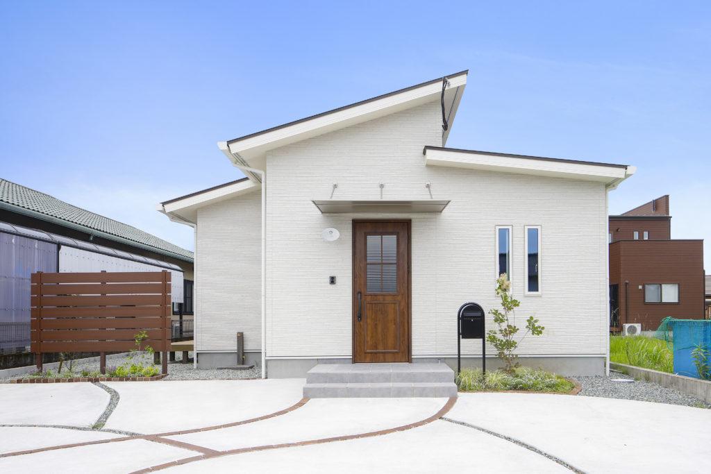 姶良市松原町で自由見学会 ランドリールーム付き4LDKの平屋   センチュリーハウス