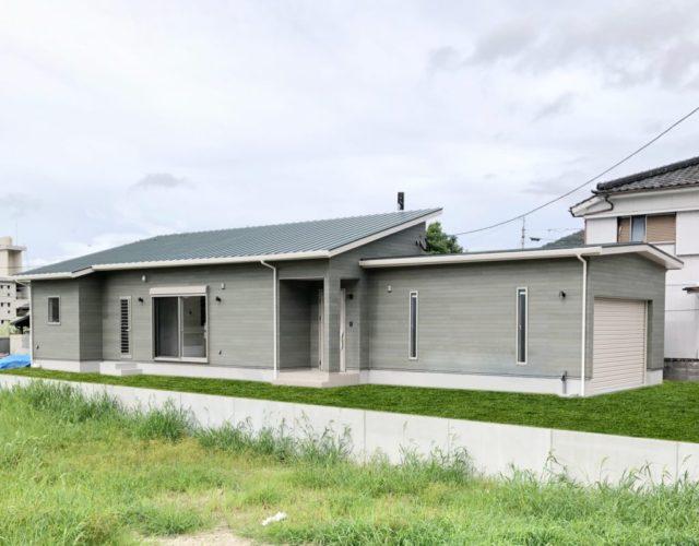 霧島市隼人町で予約制完成見学会 「平屋+ガレージ」  | センチュリーハウス