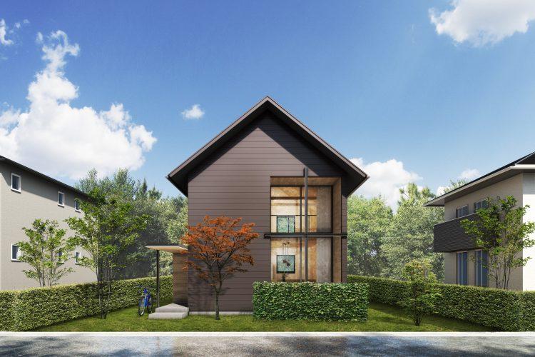 鹿児島市東谷山で見学会 三角屋根の家-SPECIAL SELECT PLAN- | 粹家創房
