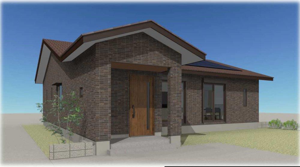 霧島市国分で平屋の完成見学会   MBCハウス
