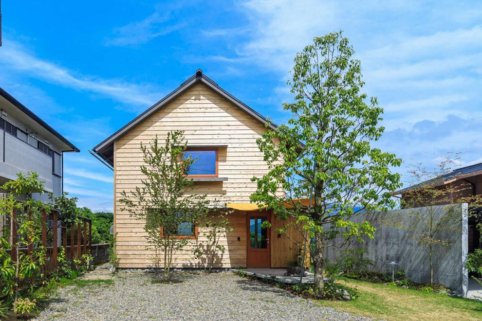 いちき串木野市大里で完成見学会 音楽好き家族の ステージのある家 | シンケン