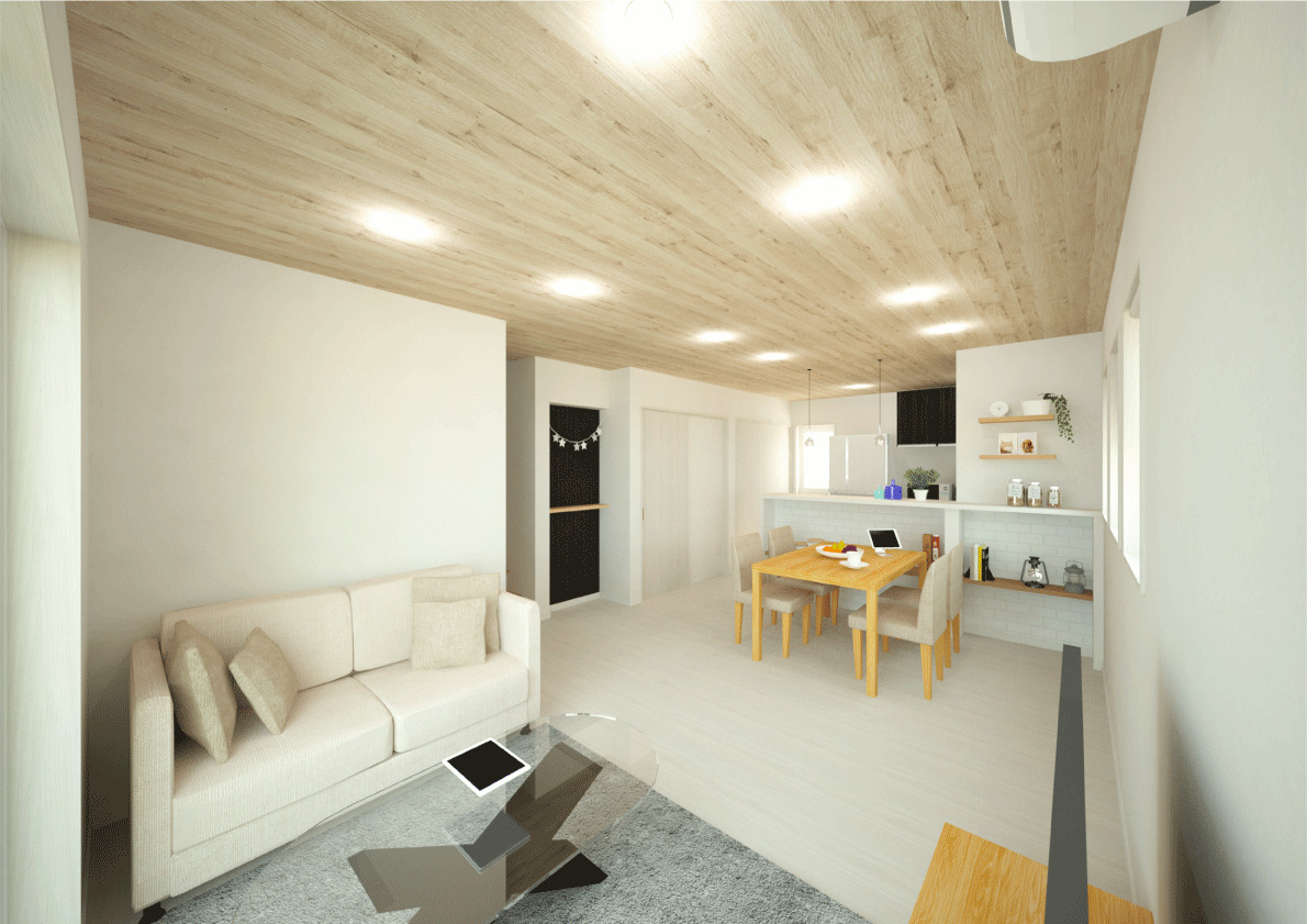 鹿児島市西陵で西陵モデルハウス グランドオープン URBAN CHIC | シースタイル