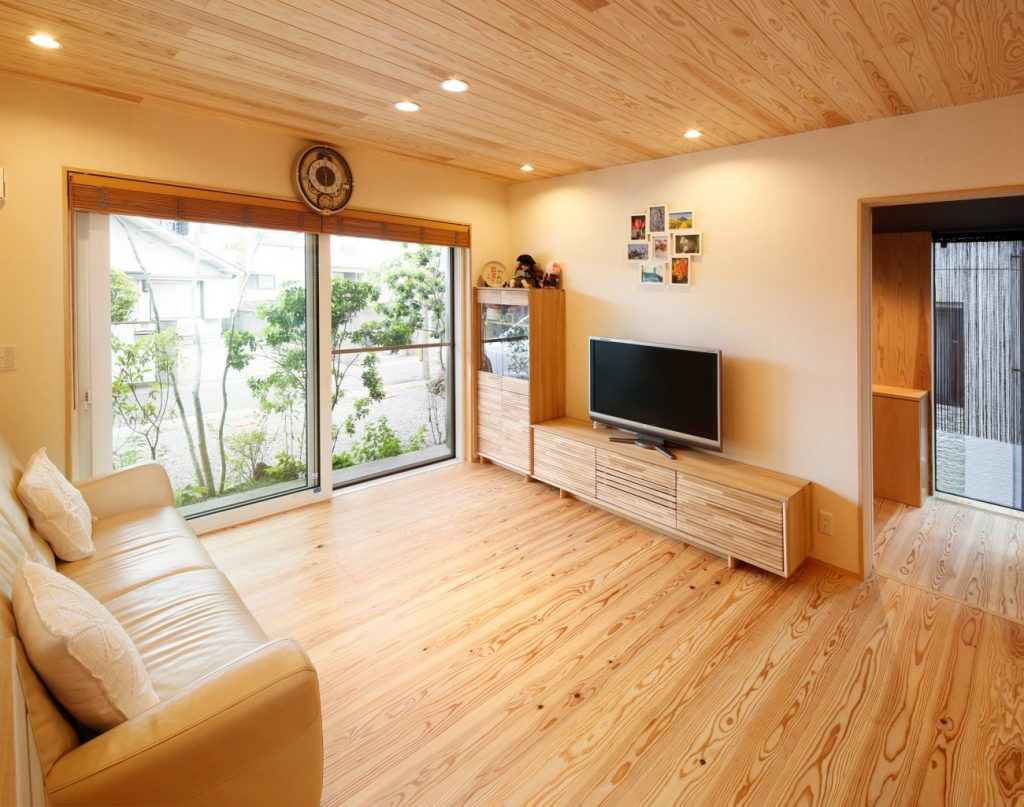鹿児島市川上町で平屋完成見学会   ヤマサハウス