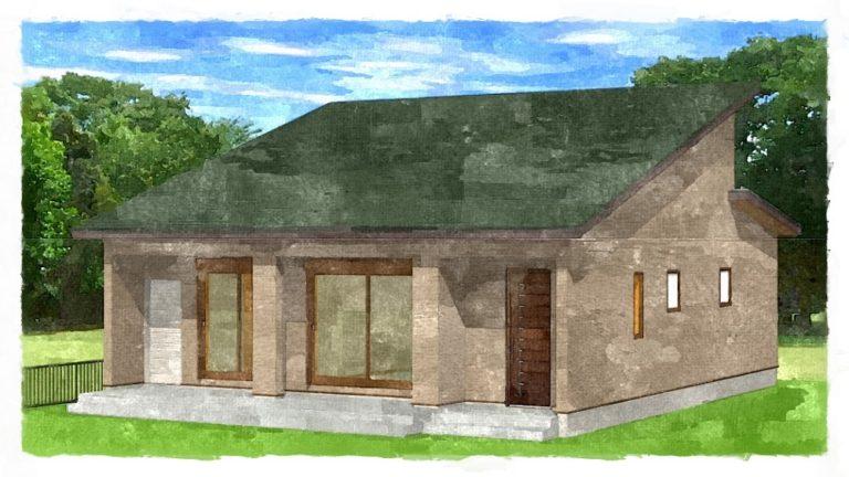 鹿児島市川上町で完成見学会 2LDKロフト付き平屋建て注文住宅 | 県民住宅