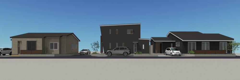 霧島市国分中央5丁目の3区画 建築条件付き宅地販売会 | MBCハウス