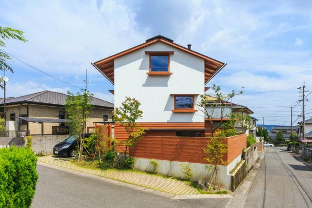 鹿児島市永吉2丁目で完成見学会 光と風を導く家 | シンケン