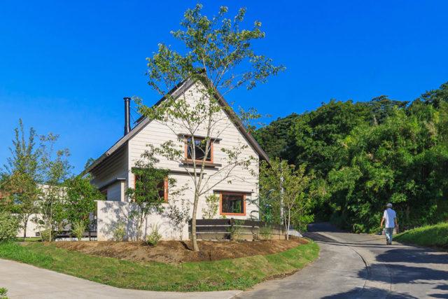 鹿児島市郡山で完成見学会 とんがり屋根の 知足の家 | シンケン